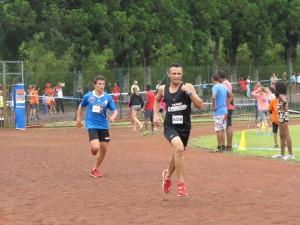 Alexandre au sprint